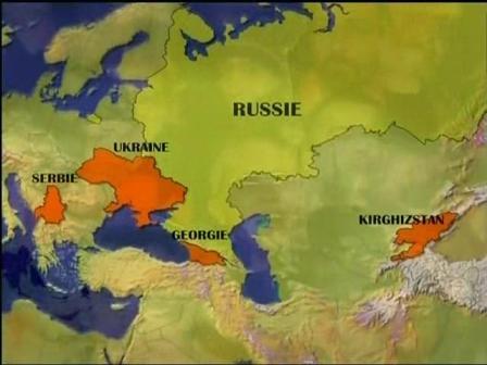 Цветные революции на постсоветском пространстве - Одесский Политикум