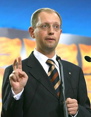Арсений Яценюк - Знаменитый еврей Украины и будущий президент - Одесский Политикум