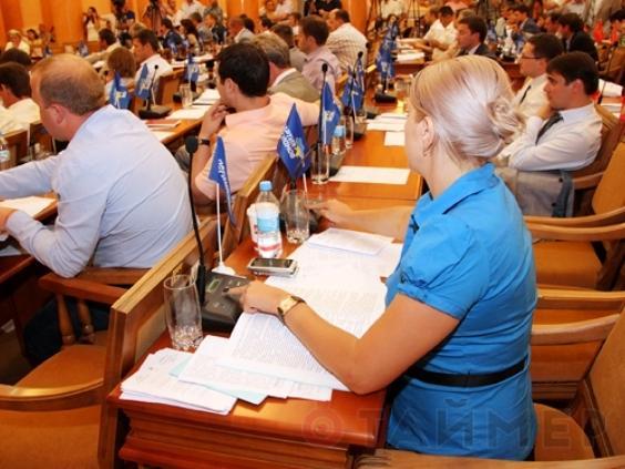 При принятии решения по застройке Межрейсовой базы моряков были использованы карточки отсутствующих депутатов - Одесский Политикум