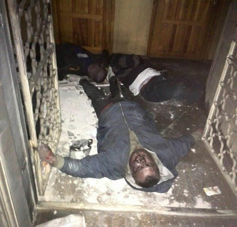Одесса. Дом профсоюзов. Убитый выстрелами в голову - Одесский Политикум